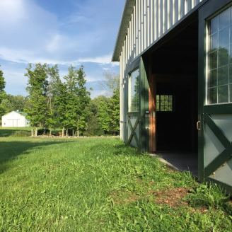 Barn Door and Stud Barn