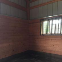 Stall window